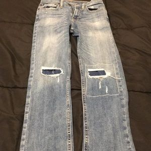 Denim - Blue jeans 10 12 great condition